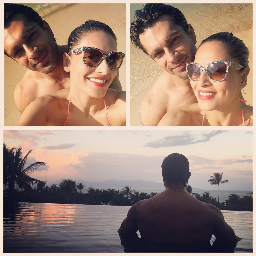 Sizzling Bipasha basks on New Year's Eve and shared some sexy pictures