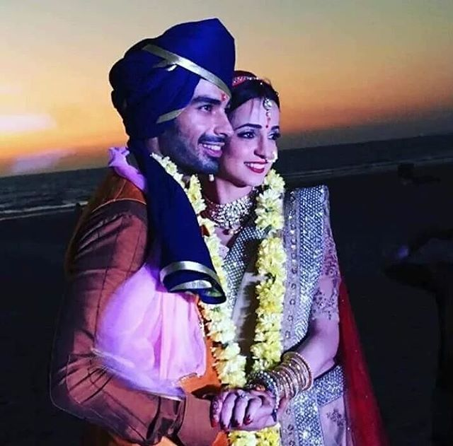 These Wedding Pics of Sanaya Irani and Mohit Sehgal Will Melt Your Heart!