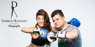 Exposed? Jacqueline Fernandez went topless For Dabboo Ratnani's Calendar