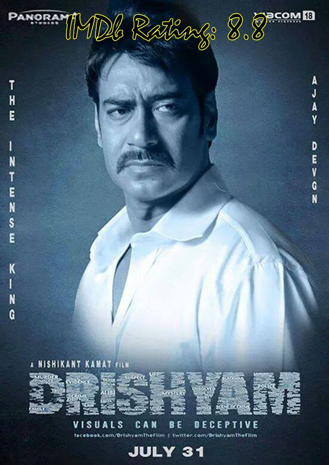10 Best Movies Of Ajay Devgn - Drishyam