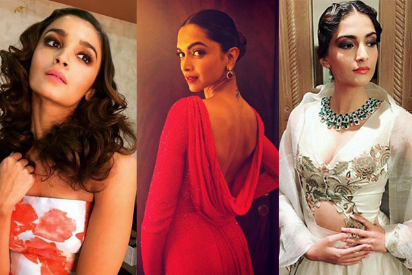 Who Wore What: Filmfare Awards 2016 Fashion Diaries