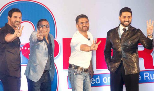 Remakes and Sequels in 2016- Hera Pheri 3