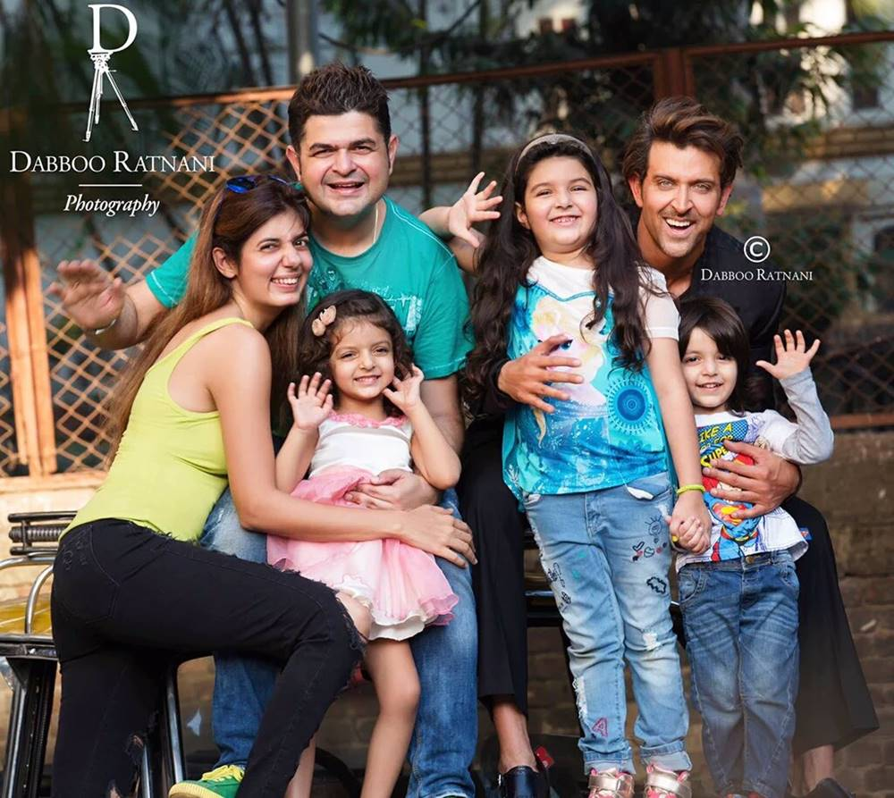 Exclusive Pictures from Dabboo Ratnani's 2016 Calendar Inside: Hrithik