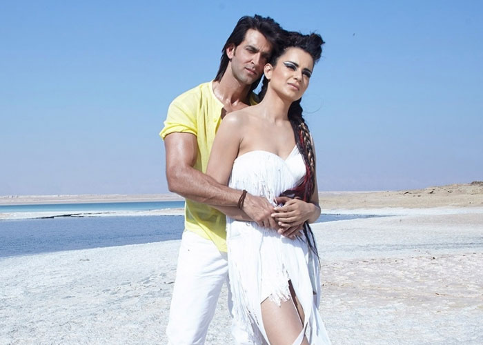 Rumours of an affair between Hrithik Roshan & Kangana Ranaut end in the best way ever!