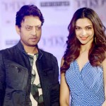 Deepika Padukone and Irrfan Khan pairup again for Gustakhiyan