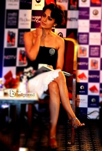 Kangana Ranaut made some Candid Confessions at Barkha Dutt's Book Launch: During the Press Conference