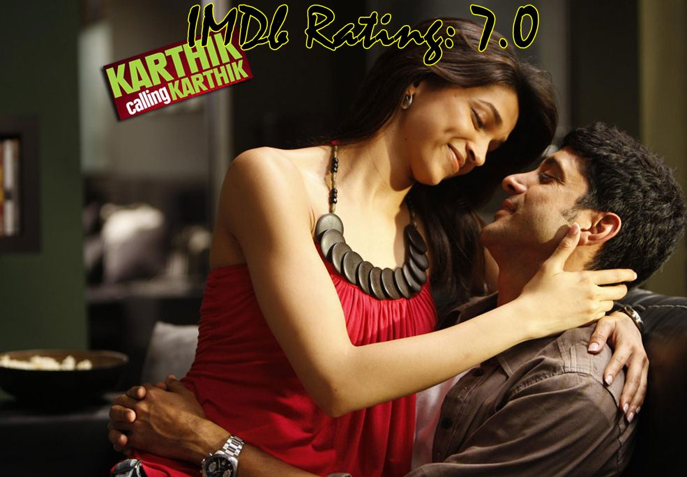 Top 10 IMDb Rated Movies of Deepika Padukone - Karthik Calling Karthik