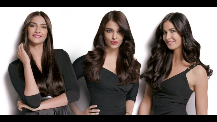 Would you like to see Katrina Kaif, Aishwarya Rai Bachchan and Sonam Kapoor as Charlie's Angels?