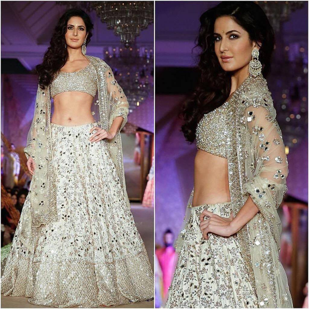 Katrina and Aditya Roy Kapoor walked the ramp for Manish Malhotra