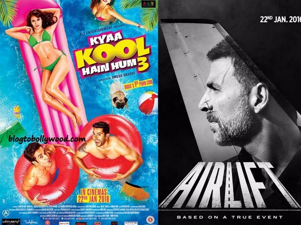Akshay Kumar: Kya Koool Hai Hum 3 will not affect Airlift at the Box Office