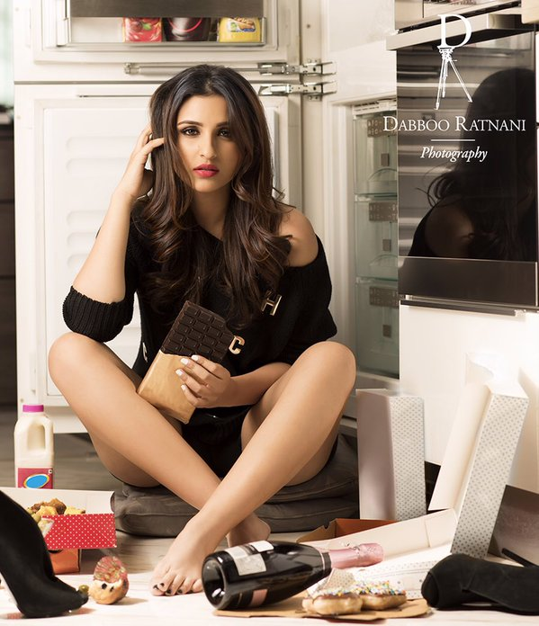 10 best pictures from Dabboo Ratnani's 2016 Calendar: Parineeti Chopra