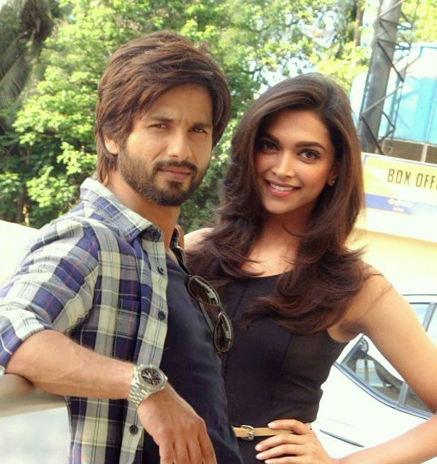 8 Fresh Bollywood Jodis We Would Love To See On Big Screen - Shahid Kapoor and Deepika Padukone