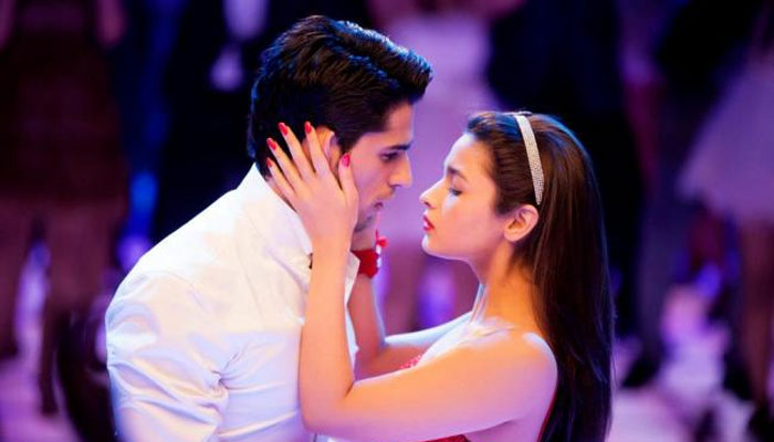 Woah! Sidharth Malhotra says he will be with Alia on Valentine's Day