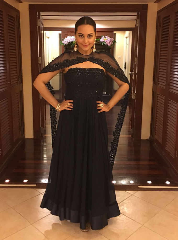 Hot or Not: Sonakshi Sinha in Ridhi Mehra