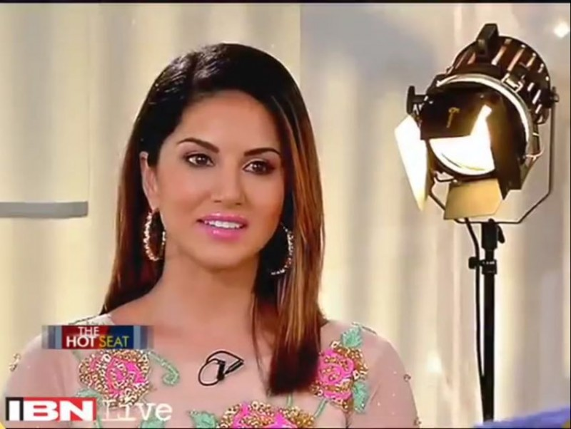 Sunny Leone finally broke her silence about the harrowing interview with Bhupendra Chaubey