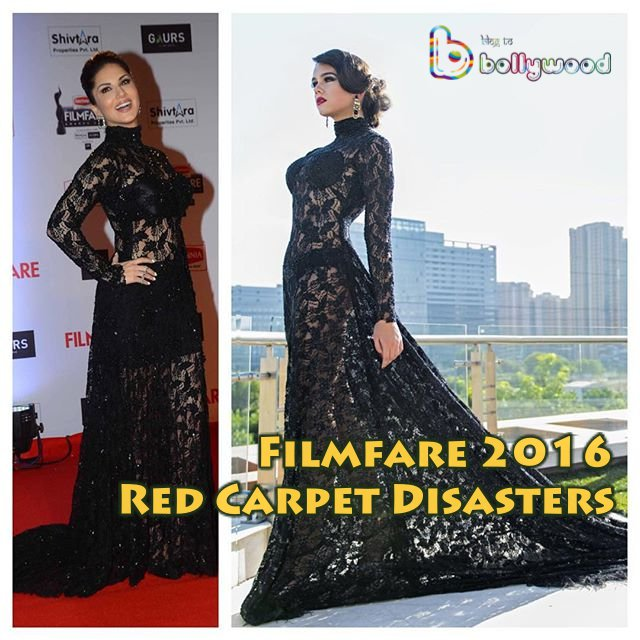 61st Filmfare Awards: Bollywood's Fashion Fails on the Red Carpet