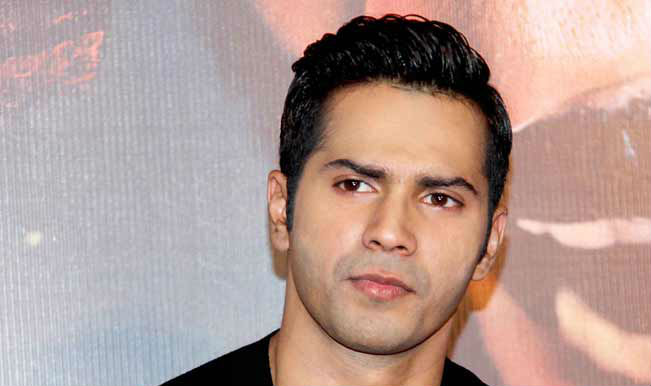 What did Varun Dhawan meant when he said 'A lot of people don't like me'?