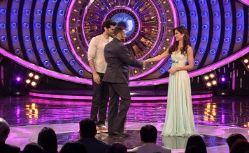 Bigg Boss 9 Finale Pics: Salman Khan Welcomes Katrina Kaif and Aditya Roy Kapur