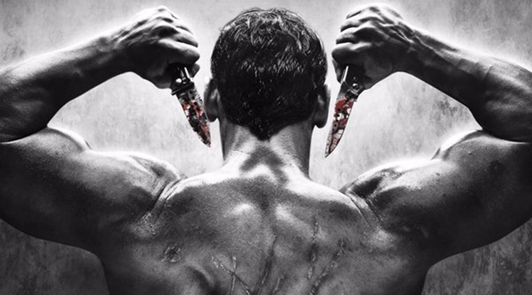 John Abraham unveiled a new teaser poster of Rocky Handsome