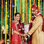 Kabir Bedir Marries his girlfriend 'Praveen' on his 70th birthday