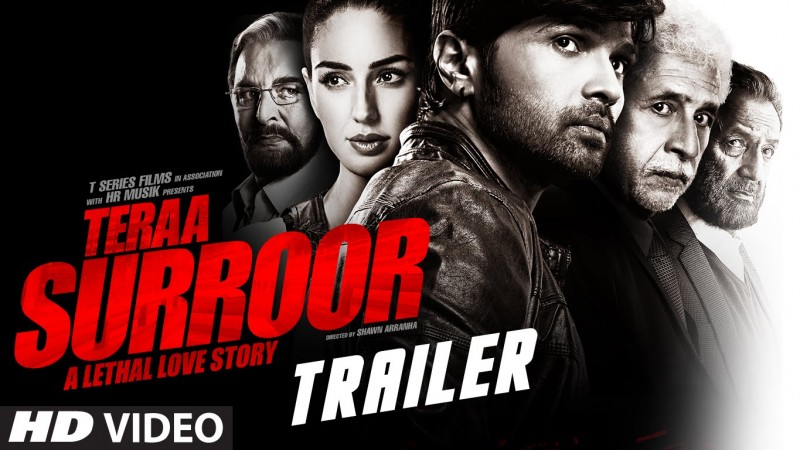 Teraa Surroor Movie Trailer Review: Himesh Reshammiya is back with a lethal love story