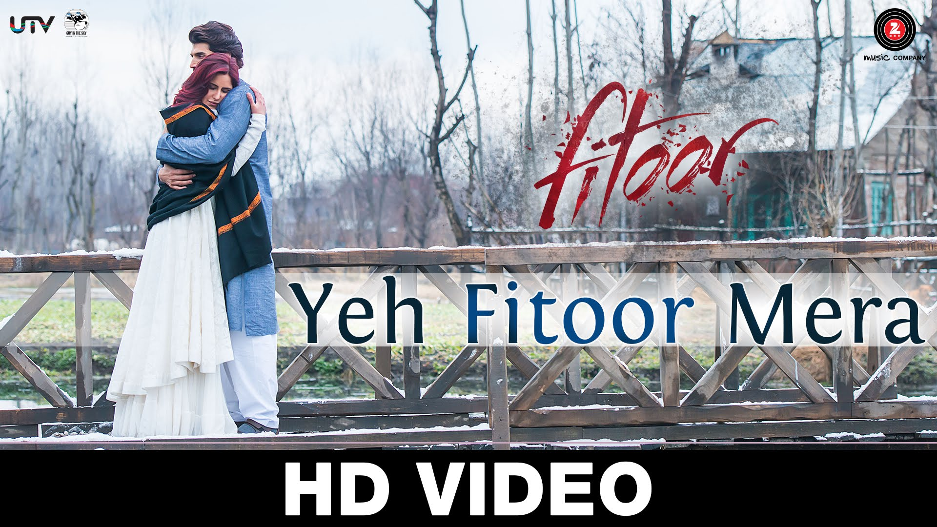 Yeh Fitoor Mera Video Song- The first Fitoor Song is so beautiful that it hurts
