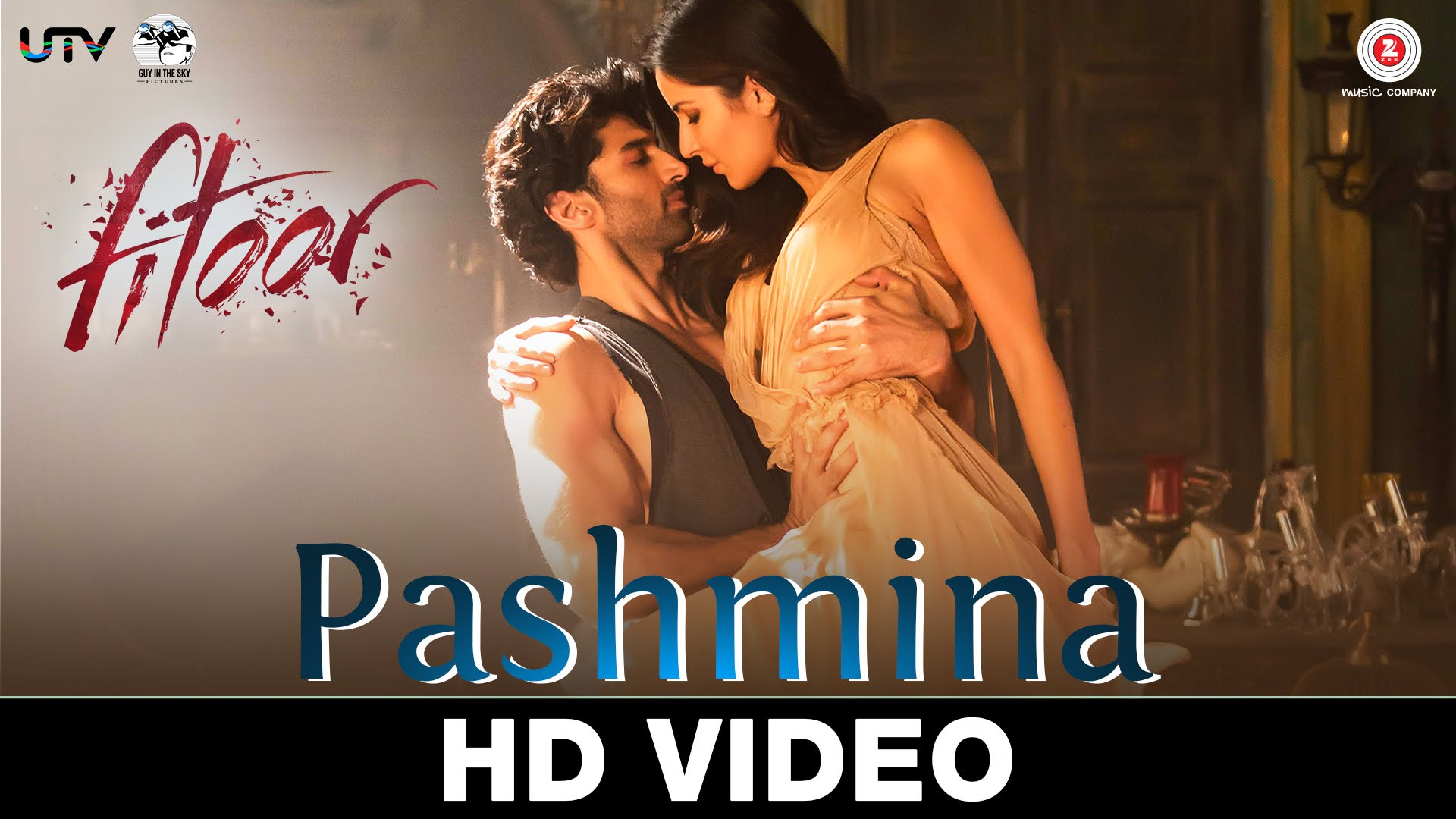 Pashmina dhaagon ke sang: New Video Song from Fitoor is simply amazing