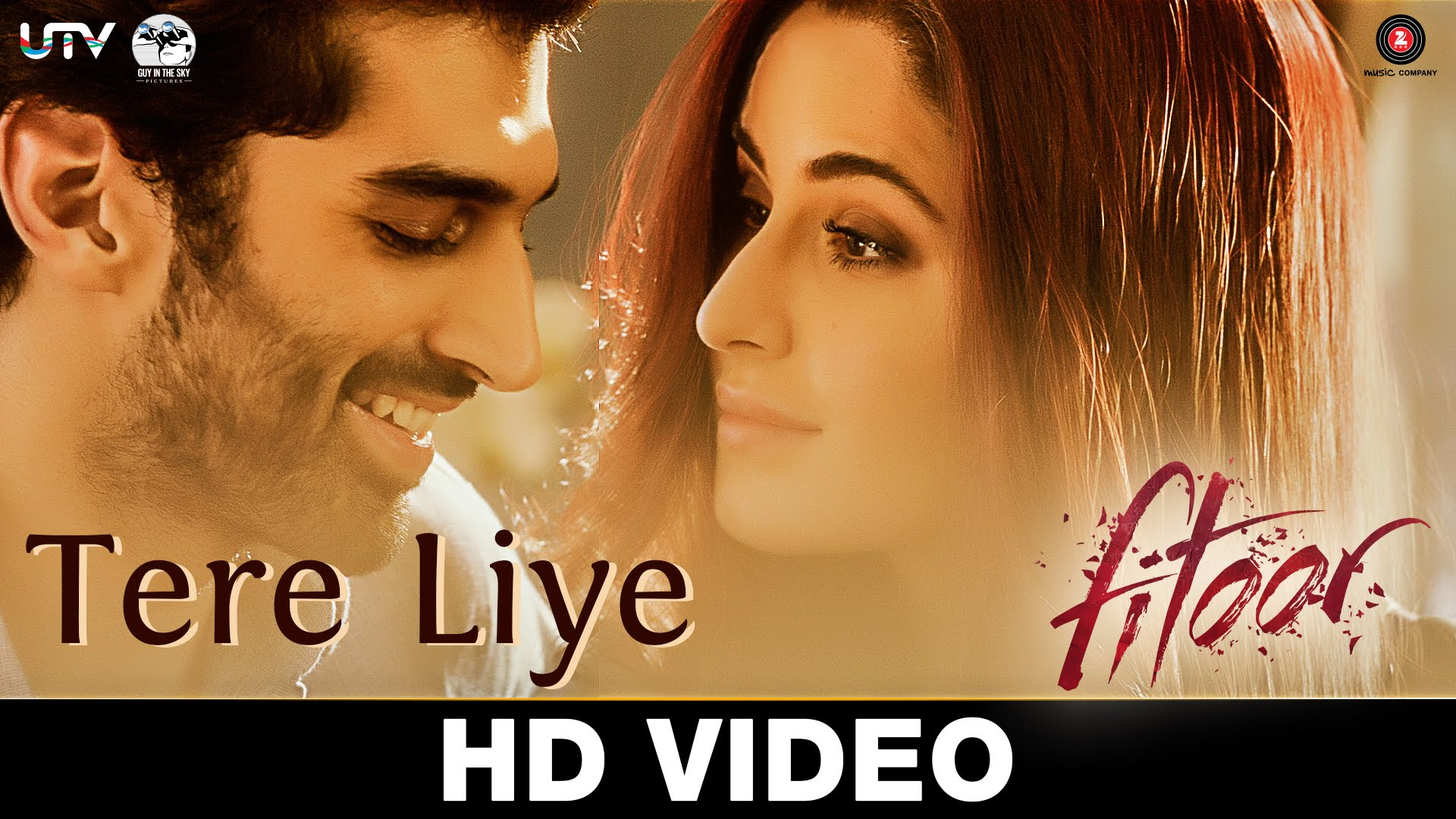 Watch Aditya Roy Kapoor and Katrina Kaif fall in love with 'Tere Liye'!