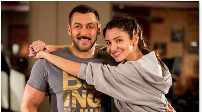 What do you know about Anushka Sharma's role in Sultan?