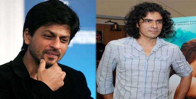 Imtiaz Ali's next Flick will have Shahrukh Khan on board