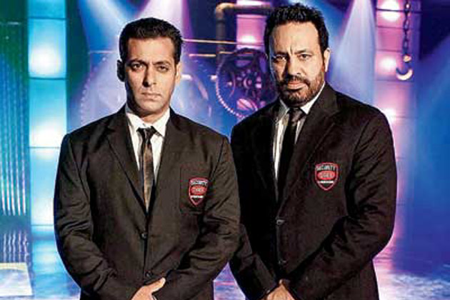 Salman Khan's bodyguard Shera's son in Sultan