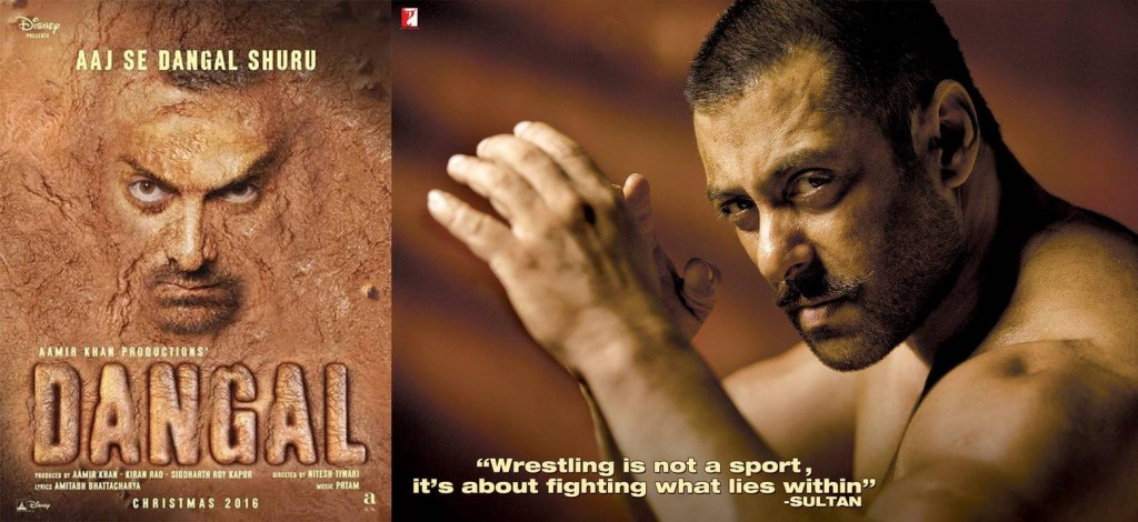 Aamir Khan Vs Salman Khan- Who will look better in the role of a wrestler?- First Look