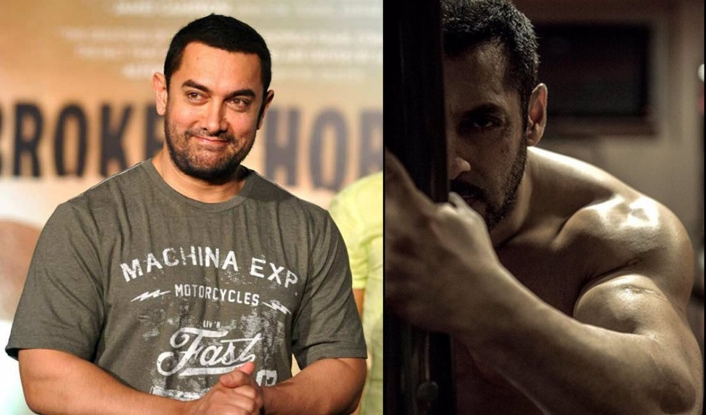 Aamir Khan Vs Salman Khan- Who will look better in the role of a wrestler?- Aamir or salman