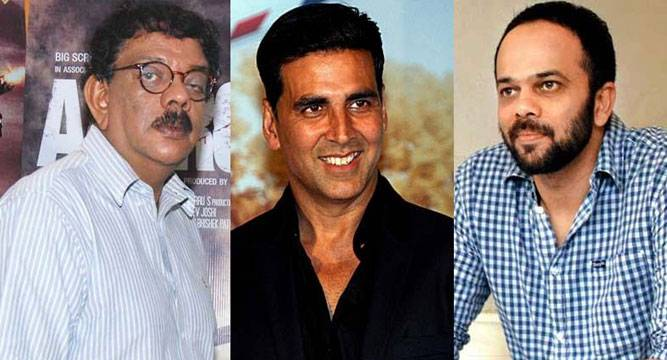 Akshay Kumar -Rohit Shetty's New Movie Will Go On Floors in July End 2016.