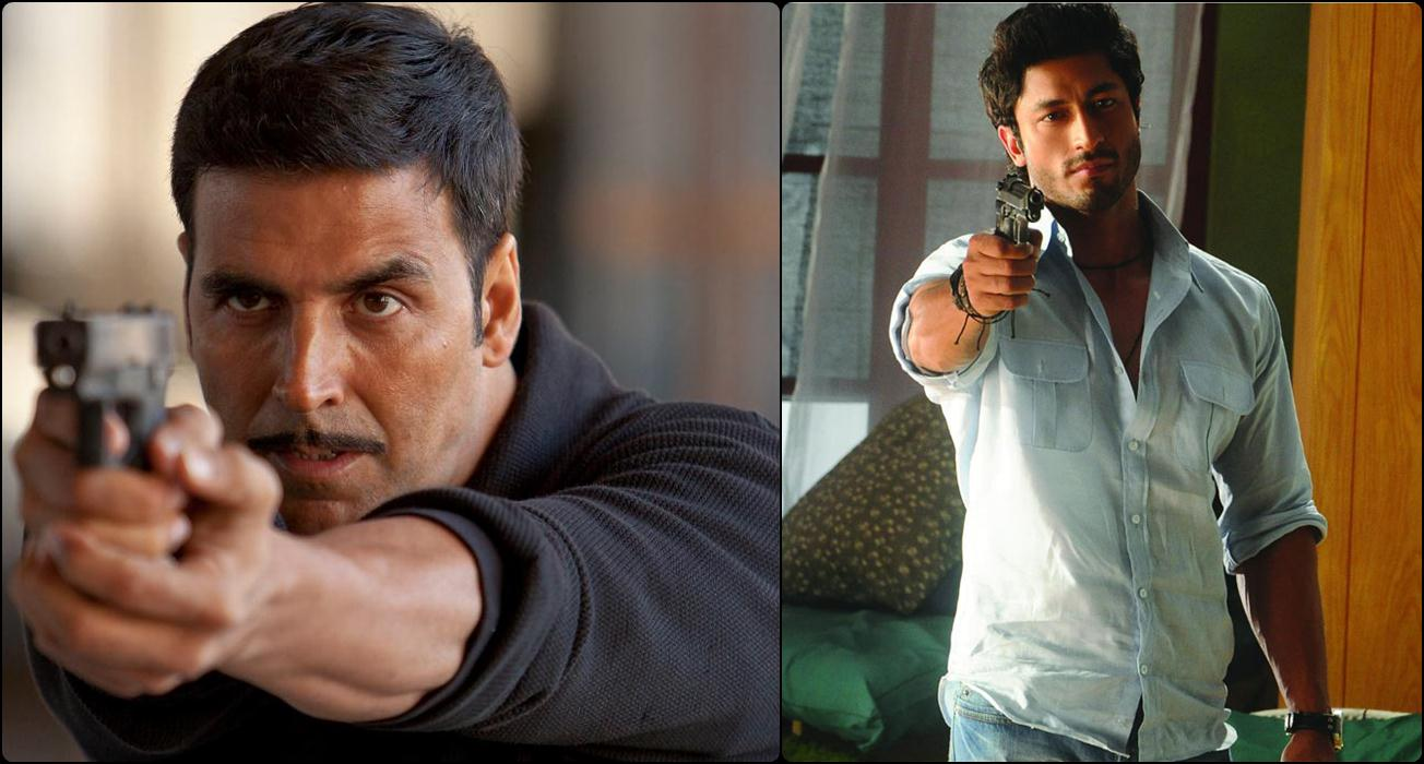 Here's a treat for Action Fans   Akshay Kumar and Vidyut Jammwal to team up!
