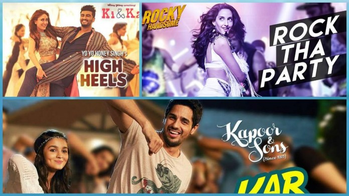 High Heels Vs Rock Tha Party Vs Kar Gayi Chull | Which is the best party number?- Best Party Song