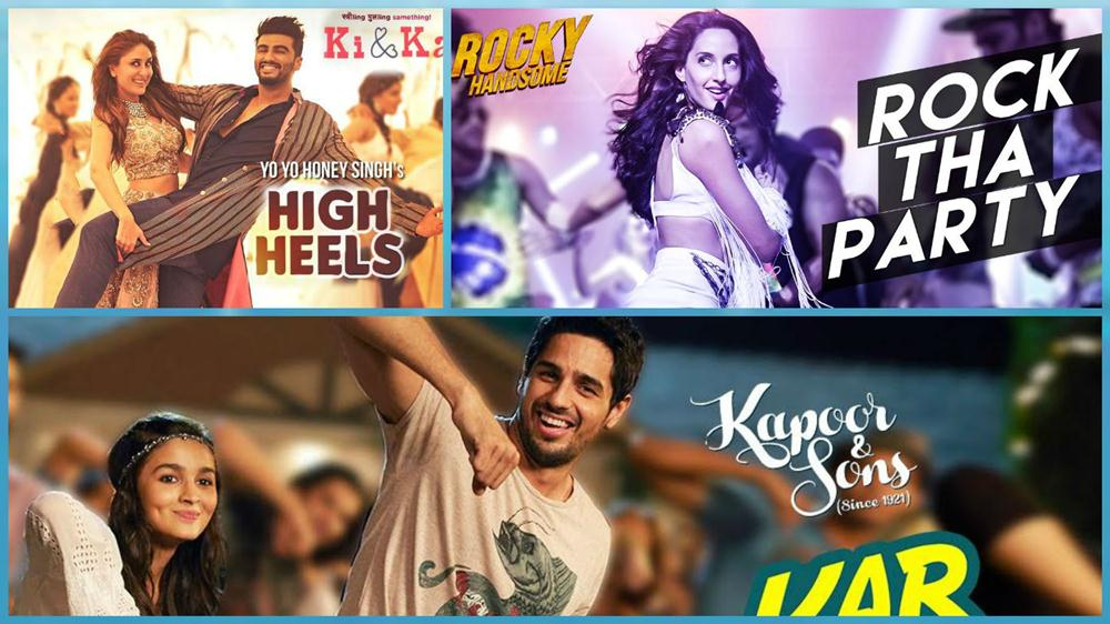 High Heels Vs Rock Tha Party Vs Kar Gayi Chull | Which is the best party number?