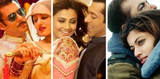Bollywood Actresses Who Debuted Opposite Salman Khan