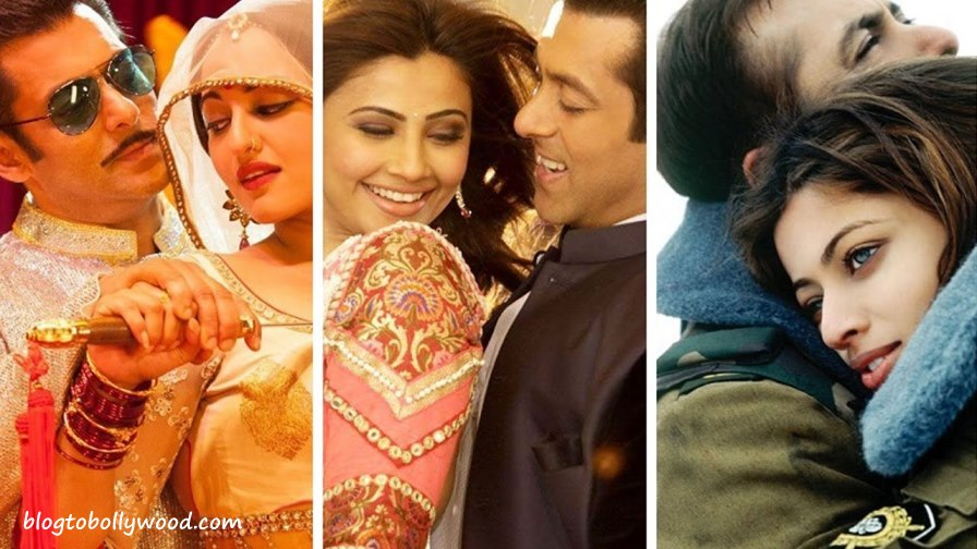 From Sonakshi Sinha To Zareen Khan – Bollywood Actresses Who Debuted Opposite Salman Khan