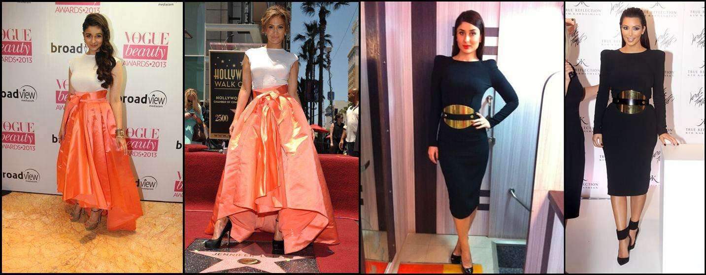 Bollywood Vs Hollywood Fashion- Who pulled off these dresses better?