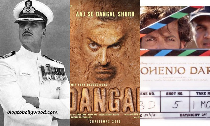 Aamir Khan's Dangal Release Date Preponed: To Clash With Rutom and Mohenjo Daro