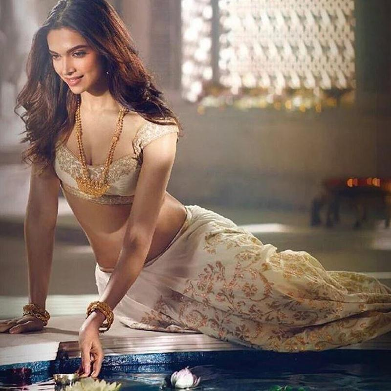 Deepika Padukone stuns in this latest ad for a Jewellery Brand- Deepika 3