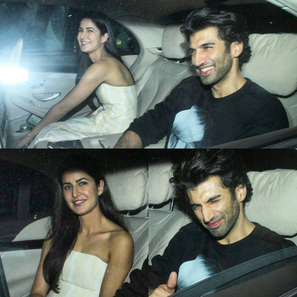 Fitoor Screening: Who all attended the special screening?- Fitoor 2