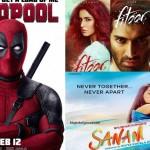 Fitoor Vs Sanam Re Vs Deadpool First Day Collection - Deadpool wins the clash