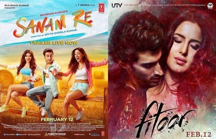 Box Office Report 17 Feb 2016: Sanam Re, Fitoor 5th Day Box Office CollectionBox Office Report 17 Feb 2016: Sanam Re, Fitoor 5th Day Box Office Collection