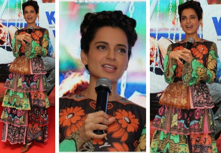 5 Fashion Fails of Kangana Ranaut that made us go WTF!- Kangana 2