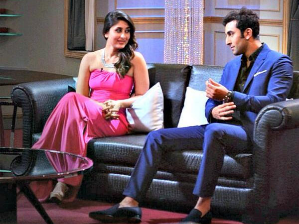 Kareena Kapoor Khan talks about Ranbir-Katrina's break-up