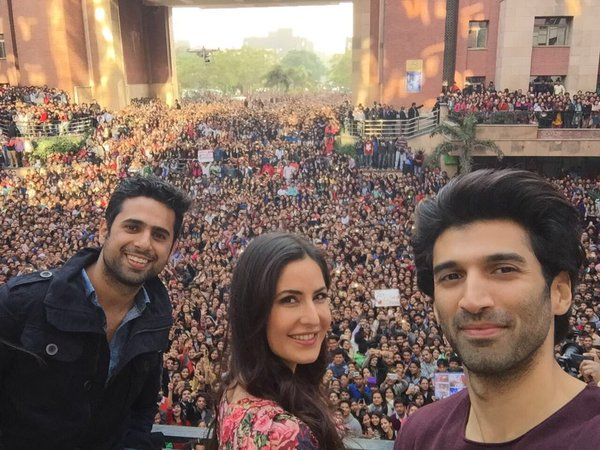 Fitoor, Baar Baar Dekho and Jagga Jasoos are unique love stories: Katrina Kaif