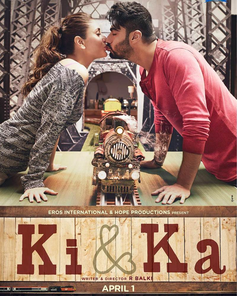 The Official Trailer of Ki And Ka will be out soon!