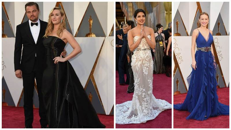Take a look at who wore what at the Oscars 2016 | Pictures Inside